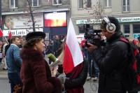 Bogusława Sieroszewska na Marszu Niepodległości 2019 (640x427)