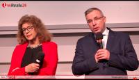 dr Ewa Kurek i Wojciech Sumliński