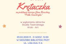 Biblioteka Publiczna Miasta Marki zaprasza na Przedstawienie (1)